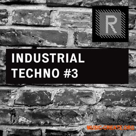 Riemann Kollektion Industrial Techno 3 (WAV) - сэмплы Techno