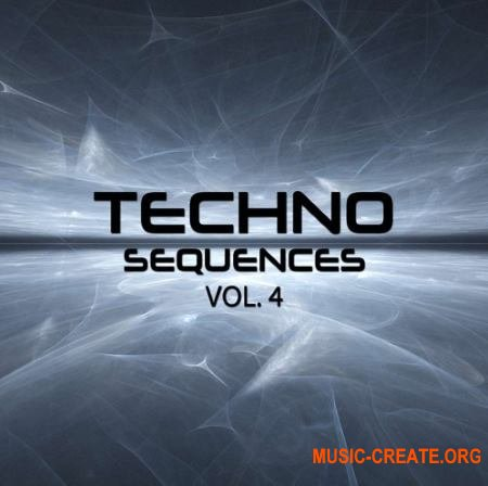 Rafal Kulik Techno Sequences Vol 4 (WAV) - сэмплы Techno