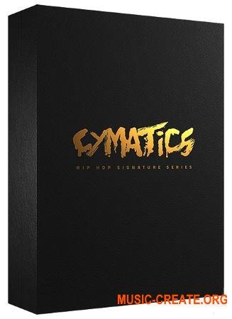Cymatics Signature Hip Hop (WAV MiDi SERUM) - сэмплы Hip Hop