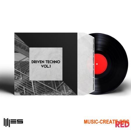 Engineering Samples RED Driven Techno Vol.3 (WAV MiDi Sylenth1 Arturia Minimoog V) - сэмплы Techno