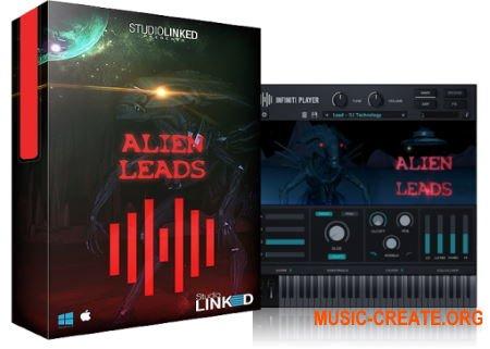 StudioLinked Infiniti Expansion Alien Leads WiN (DECiBEL) - библиотека лидов
