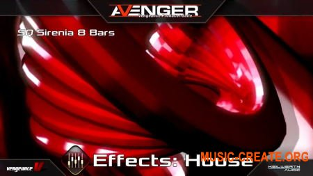 Vengeance Sound Avenger Expansion pack Effects House (UNLOCKED)