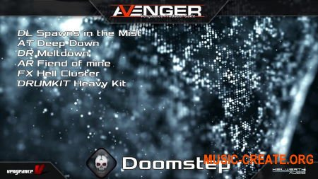 Vengeance Sound Avenger Expansion pack Doomstep (UNLOCKED)