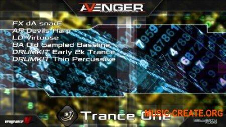 Vengeance Sound Avenger Expansion pack Trance One (UNLOCKED)