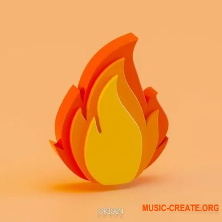 Origin Sound Fire Emoji (WAV) - сэмплы Hip-Hop, Trap