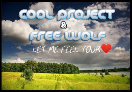 Cool Project & FREE WOLF - Let me feel your love (Original Mix)