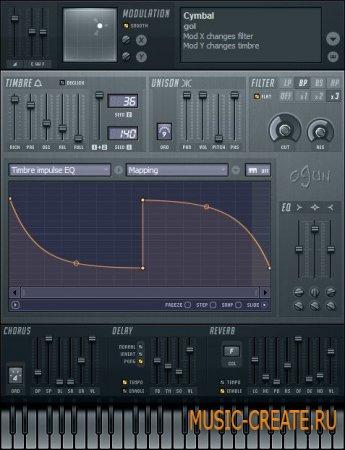 Image-Line Ogun VSTi v1.1.6-ASSiGN - синтезатор