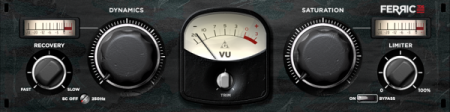 FerricTDS v1.0.2 - Tape Dynamics Simulator от Variety Of Sound - Exciter / Enhancer