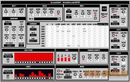 sg-grainbot от synthgeek - синтезатор