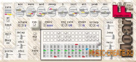 MoarF VSTi от __F__ - синтезатор