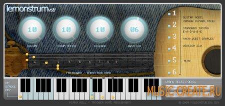 Lemonstrum 2 от Mildon Studios - VST гитара