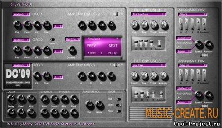 In-Kult от mickygemma - аналоговый синтезатор