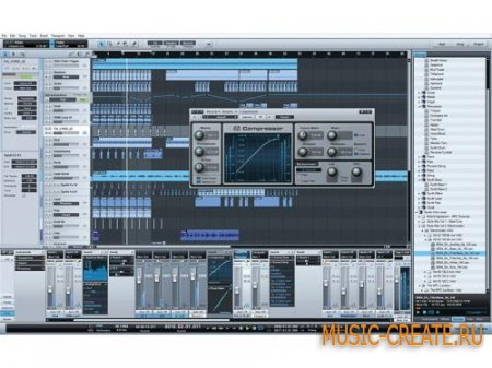 PreSonus - Studio One Pro 2.6.3 WiN / OSX (TEAM AiR) - секвенсор (+ видео уроки на русском)