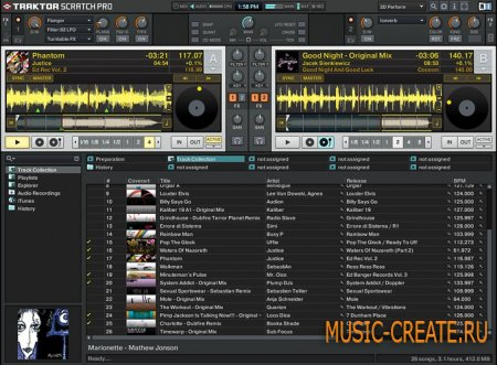 Native Instruments - Traktor scratch pro 1.2 - ���������� dj