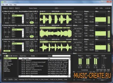 RPM v1.1.0.18 от GizmoLabs - инструмент dj