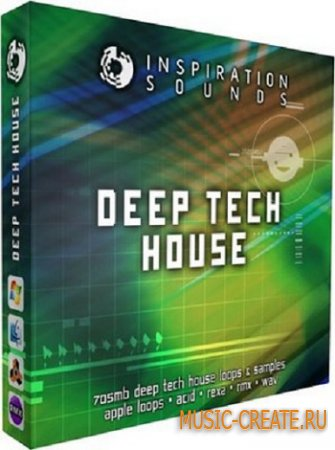 Deep Tech House от Inspiration Sounds - сэмплы Deep Tech House